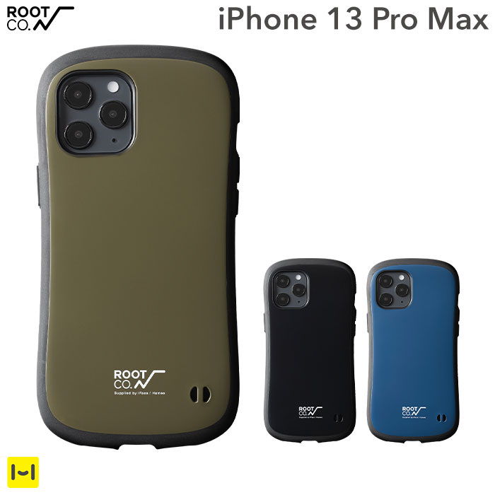 [iPhone 13 Pro Max専用]ROOT CO. GRAVITY Shock Resist Case. /ROOT CO.×iFace Model
