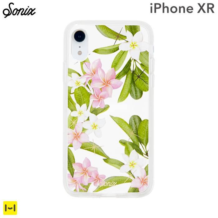 iPhoneXRケース sonix