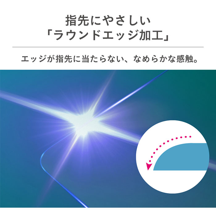 [iPhone 11 Pro/XS/X専用] simplism 超深層 3段強化ガラス