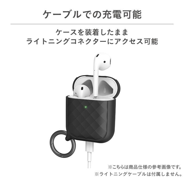 [AirPods専用]catalyst カタリスト リングクリップケース (レッド)
