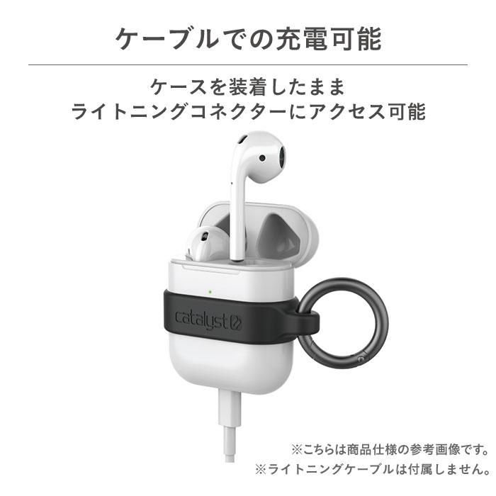 [AirPods専用]catalyst カタリスト ミニマリストケース (レッド)