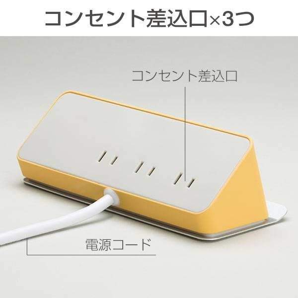 humor AC USB Type-Cタップ