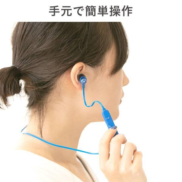 B-FLAP ワイヤレスステレオイヤホン
