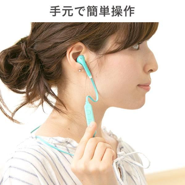 B-FIT Bluetooth4.2対応 ワイヤレスステレオイヤホン