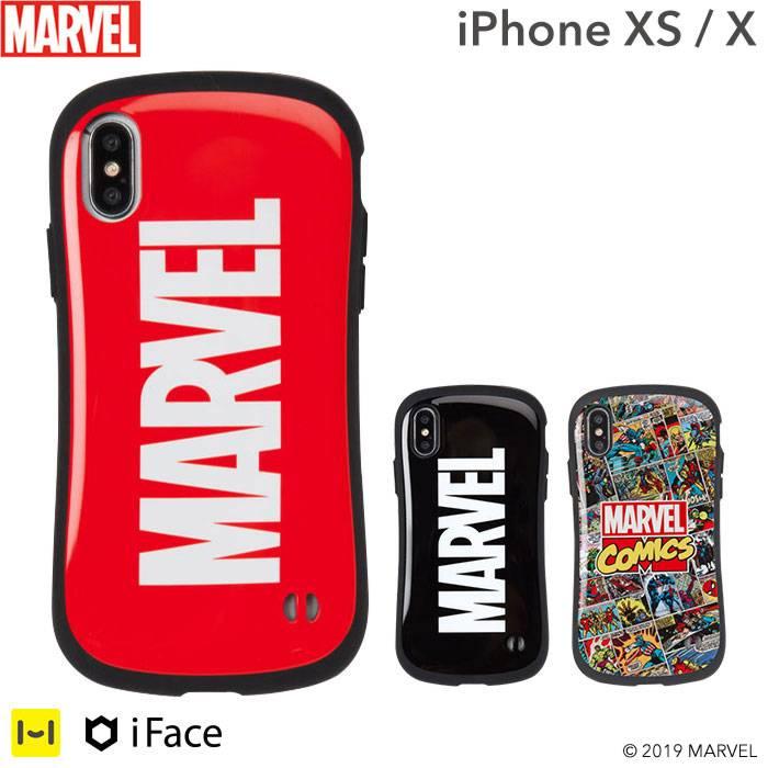 iPhone X ケース iFace