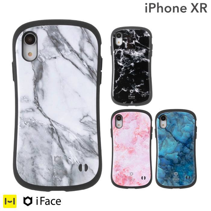 iPhoneXRケース iFace