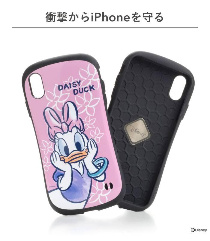 [iPhone XS/X専用]ディズニーキャラクターiFace First Classケース(水彩)