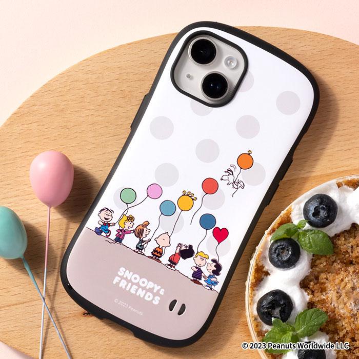 【SNOOPY(スヌーピー)】PEANUTS/ピーナッツ iFace First Class iPhone13スマホケース