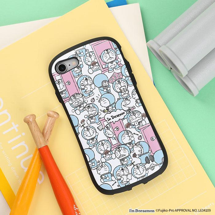 【iPhone 13/13 mini/13 Pro/12/12 mini/12 Pro/11/8/7/SE(第2世代)専用】アイムドラえもん                         iFace First Classケース