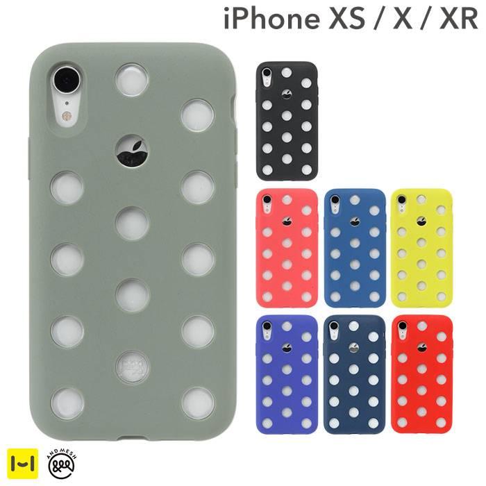 [iPhone XS/X/XRケース]AndMesh Layer Case レイヤーケース