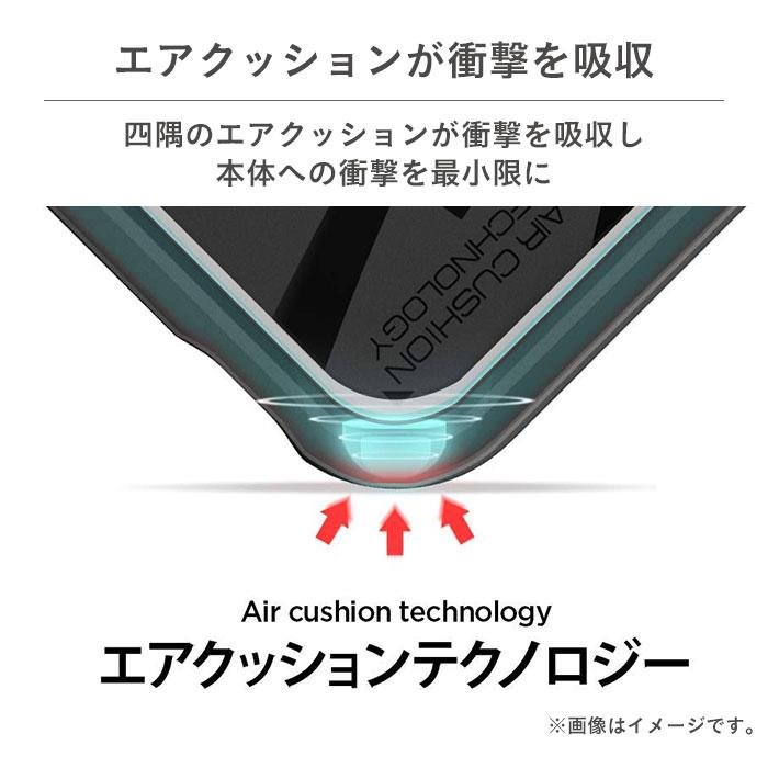 [Xperia 5専用]Spigen Liquid Crystal ケース(クリスタルクリア)Xperia5(エクスペリア5)ケース
