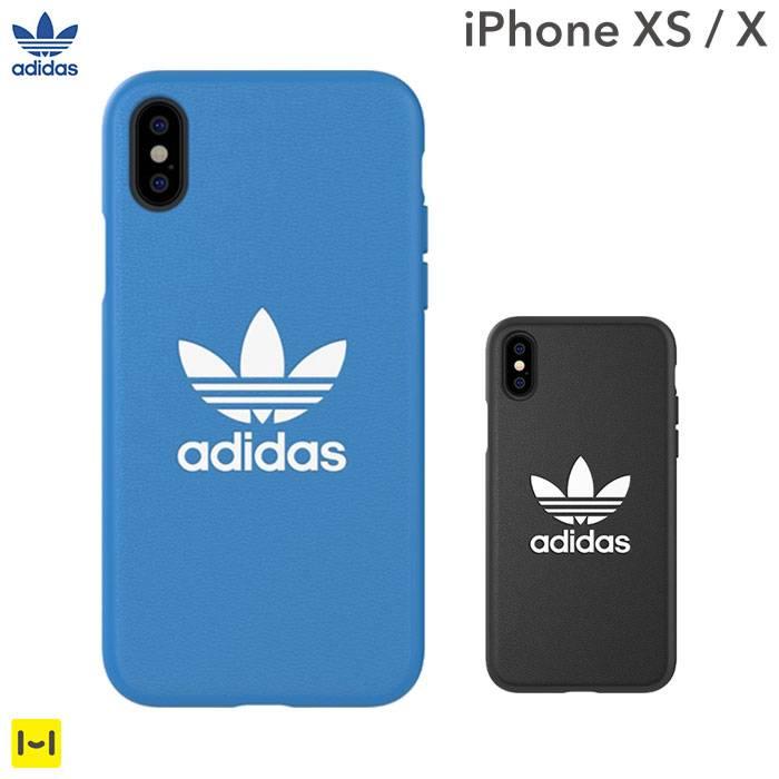 iPhone X ケース adidas
