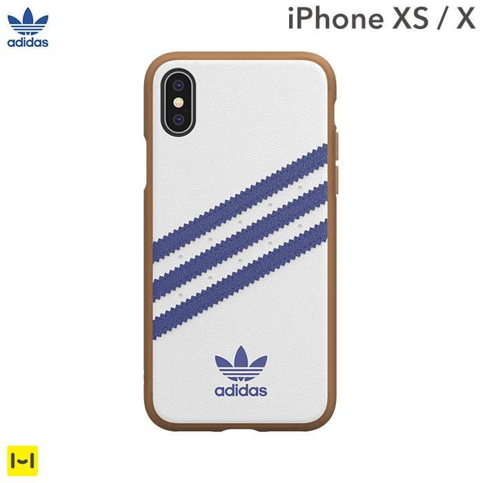 [iPhone XS/X専用]adidas Originals Moulded Case SAMBA(Collegiate Royal)