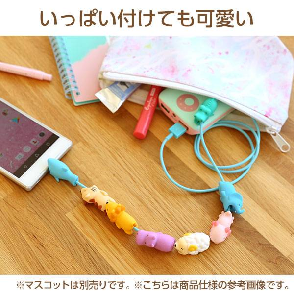 CABLE BITE専用 microUSBケーブル for Android 1m