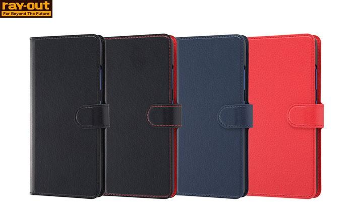 [Galaxy A41専用][Galaxy A41専用]手帳型ケース シンプル マグネット