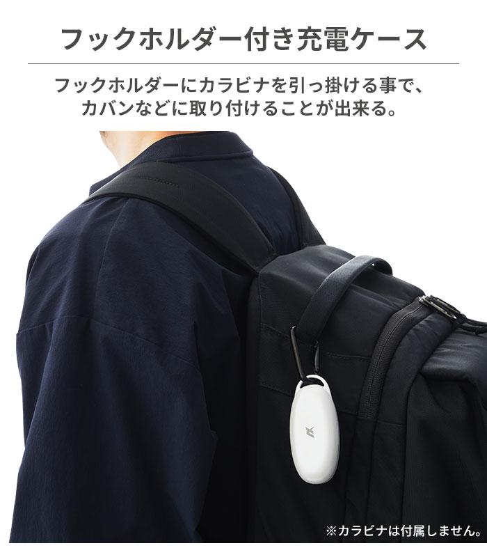 B-RING Bluetooth5.0対応 ワイヤレスイヤホン