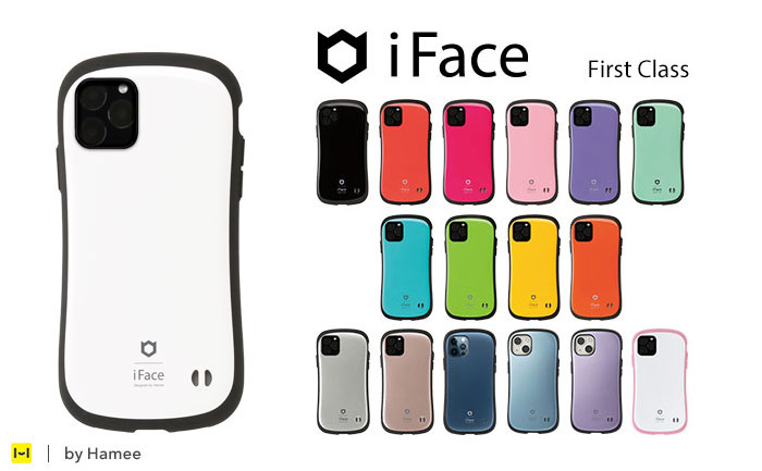 iFace First Class Standard iPhone13ケース