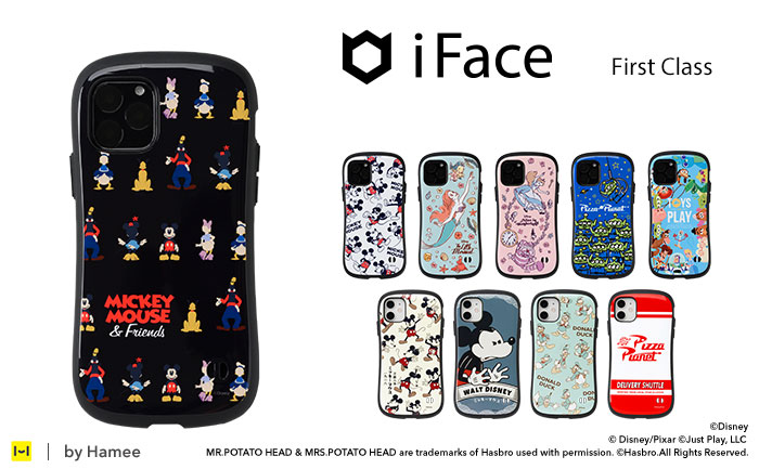 [iPhone 12/12 mini/12 Pro専用] ディズニーキャラクター iFace First Class ケース【iFace公式通販】【保証付き】