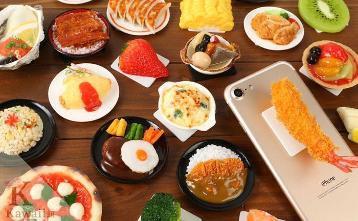 食品サンプル 屋さんの デコ・グルメ(キウイ)