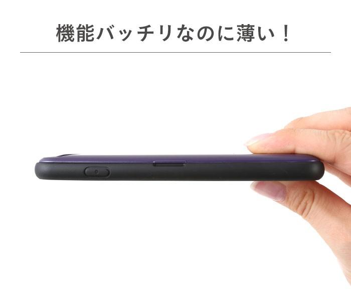 カード収納型でミラー付!便利なlatootoo/ラトゥートゥー iPhoneケース